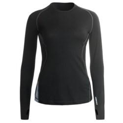 Icebreaker GT 260 Express Shirt - Merino Wool, Long Sleeve (For Women)