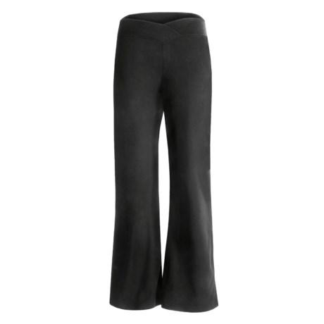 Double Diamond Sportswear Dara Pants - Fleece (For Women)