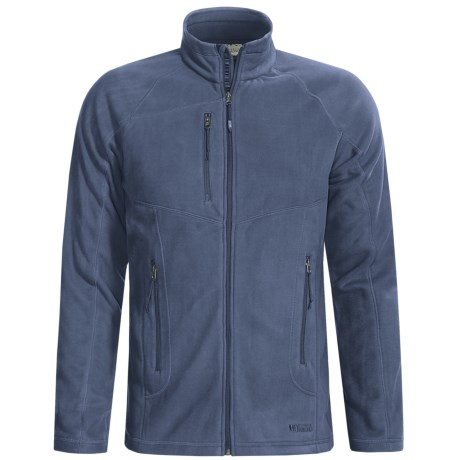 Double Diamond by Black Diamond Sportswear Kopa Jacket - Fleece (For Men)