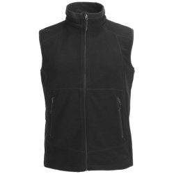 Double Diamond by Black Diamond Sportswear Taconic Vest - Fleece (For Men)