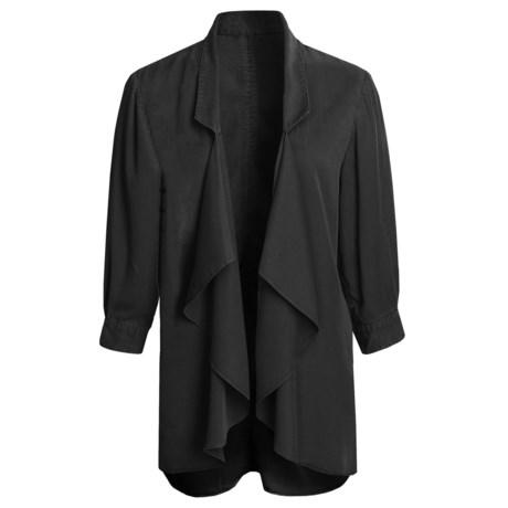 Pulp TENCEL® Cardigan Shirt - Long Sleeve (For Women)