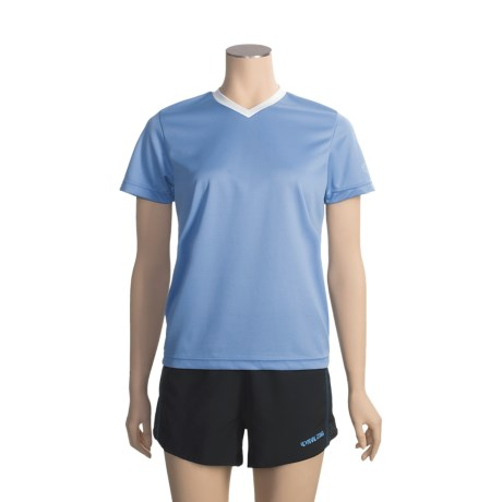 Pearl Izumi Sensor Run T-Shirt - Short Sleeve (For Women)
