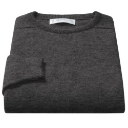 Johnstons of Elgin Scottish Cashmere Sweater (For Men)