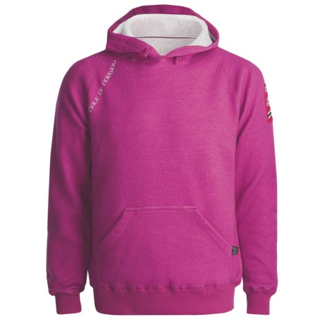 Dale of Norway Folgefonn Merino Fleece Pullover - Hoodie Sweatshirt (For Men and Women)