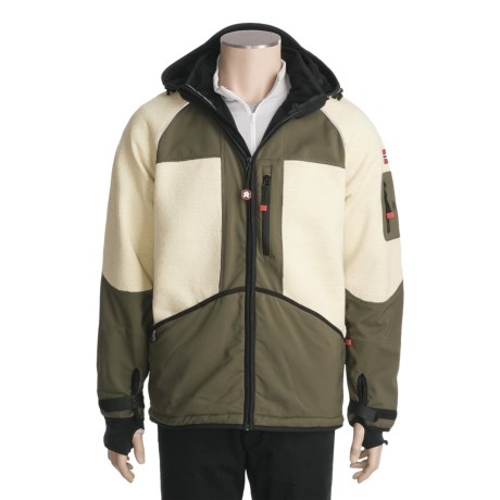 Dale of Norway Amli Knitshell Jacket - Windstopper® (For Men)