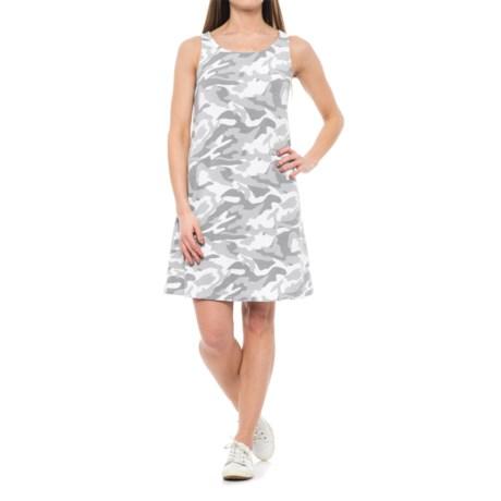 Cable & Gauge Swing Dress - Sleeveless (For Women)