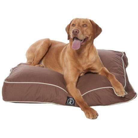 """Harry Barker Classic Solid Rectangle Dog Bed - 36x29"""""""