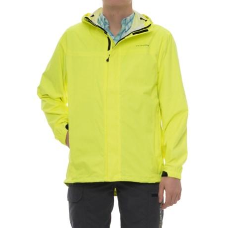 Grundens Hooded Packable Jacket - Waterproof (For Men)