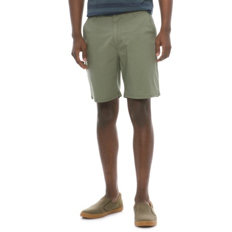 Woolrich Vista Point Eco Shorts - Organic Cotton (For Men)