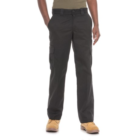 Dickies Flex Cargo Work Pants - Relaxed Fit (For Men)