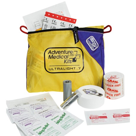 Adventure Medical Kits 0.7 First Aid Kit - Ultralight
