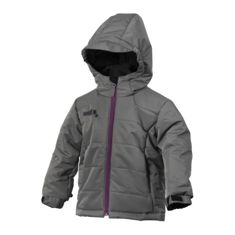 Marker Escapade Jacket - Insulated (For Little Girls)