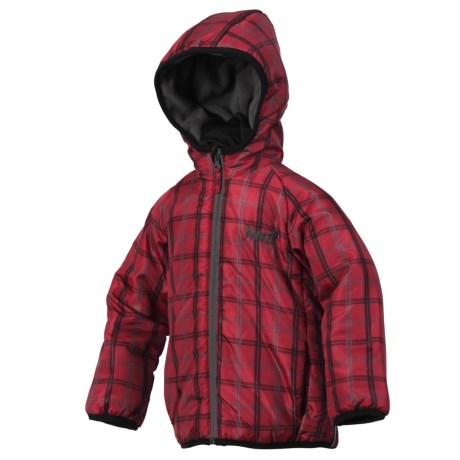 Marker Cocoon Quilted Jacket - Insulated (For Toddlers)