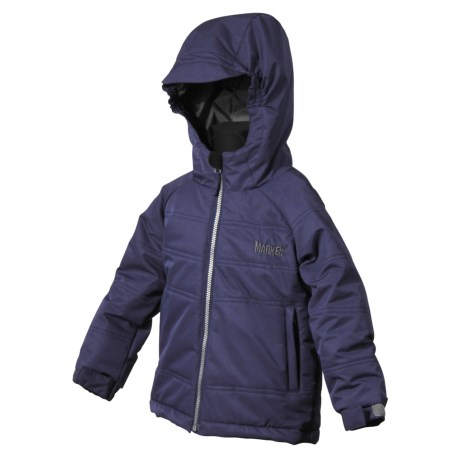 Marker Boomerang Jacket - Insulated (For Little Boys)