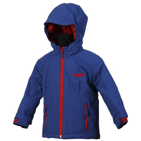 Marker Caribou Jacket - Insulated (For Little Boys)