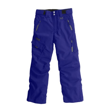 Marker Comet Snow Pants - Insulated (For Boys)