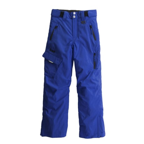 Marker Navigator Snow Pants - Insulated (For Boys)