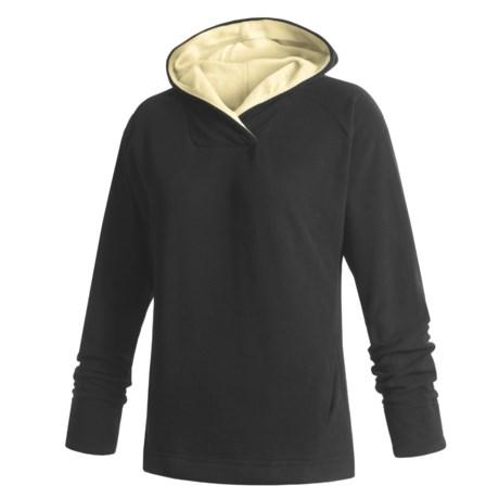 Sportif USA Microfleece Pogonip Hoodie Sweatshirt (For Women)