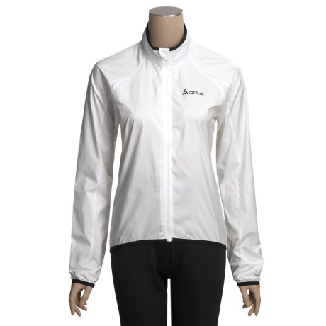 Odlo Dynamic Cycling Jacket - Lightweight (For Women)