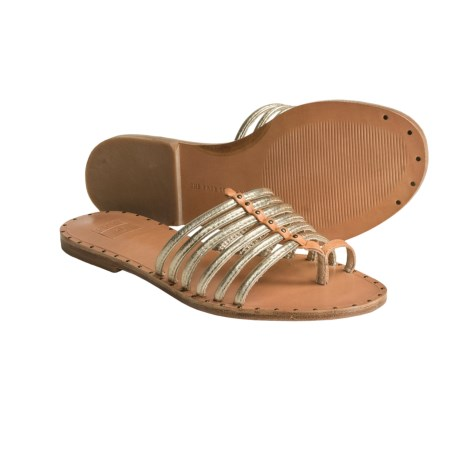 Frye Delphine Strappy Sandals - Leather (For Women)