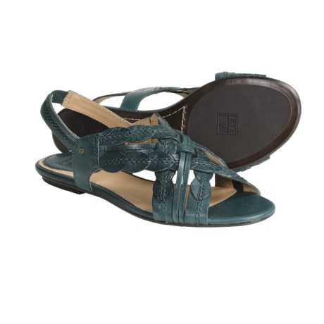 Frye Laurel Leaf Sandals - Leather (For Women)