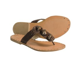 Frye Delphine Thong Sandals (For Women)