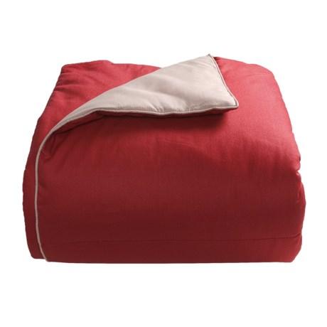"Blue Ridge Home Fashions Oversized Throw Blanket - Down Alternative, Microfiber, 62x68"""