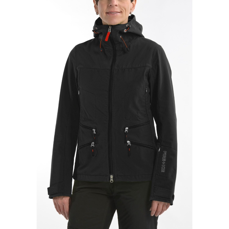 bogner fire ice amiante soft shell jacket for women. Black Bedroom Furniture Sets. Home Design Ideas