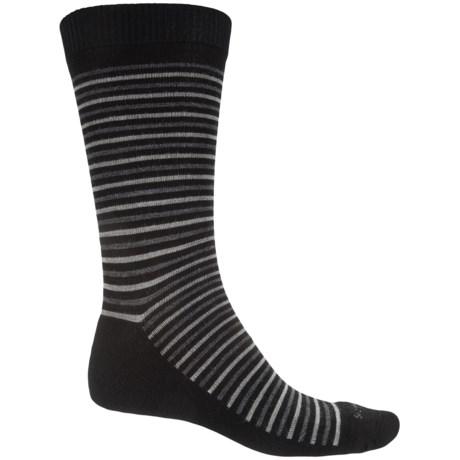 Sockwell Kick Back Socks - Merino Wool, Crew (For Men)