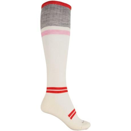 Sockwell Sport Flirt Socks - Merino Wool, Over the Calf (For Women)