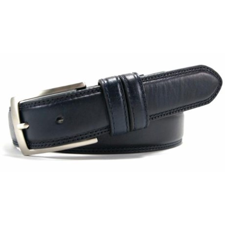 Bill Lavin Leather Island The Stoldo Belt - Leather