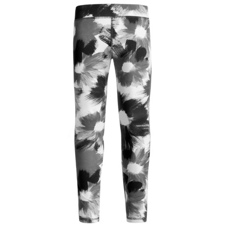 Puma Printed Leggings (For Big Girls)