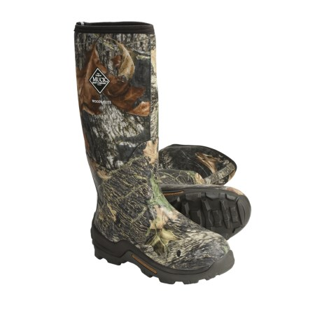 Muck Boot Company Woody Elite Hunting Boots - Waterproof, Insulated (For Men and Women)