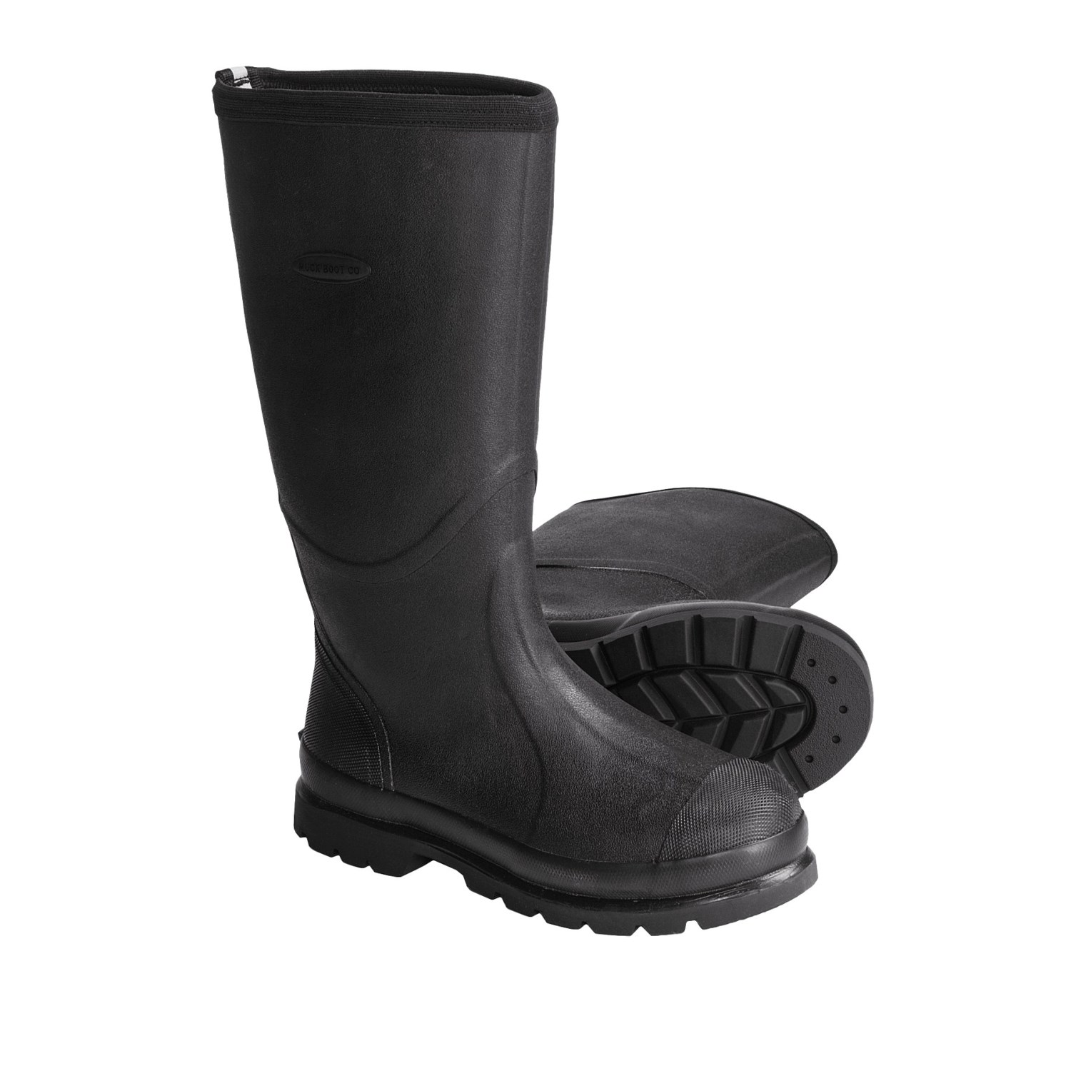 Insulated Rubber Work Boots