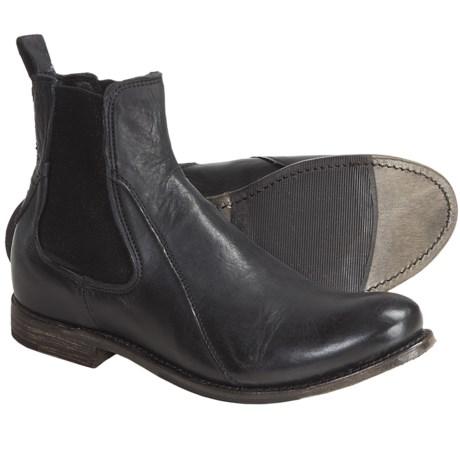 Vintage Vance Harness Jodphur Boots - Leather (For Men)