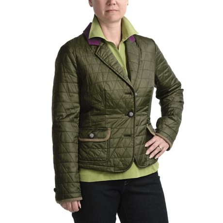 Bogner Lona Quilted Jacket (For Women)