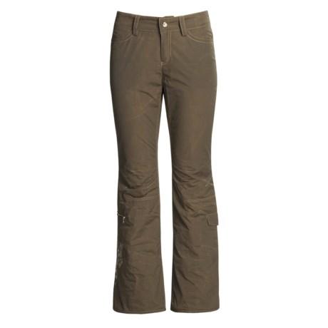 Bogner Anka Ski Pants- Insulated (For Women)