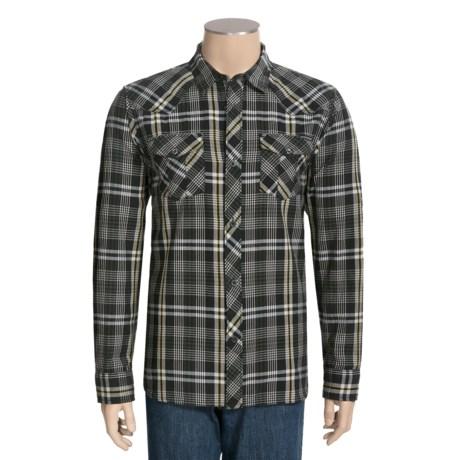 Quiksilver Birkhart Shirt - Long Sleeve (For Men)