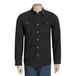 Quiksilver Rondalino Shirt - Long Sleeve (For Men)