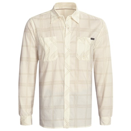 Quiksilver Jacob Shirt - Long Sleeve (For Men)