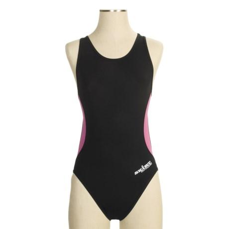 Skirt Sports Tri Racer Swimsuit - 1-Piece (For Women)
