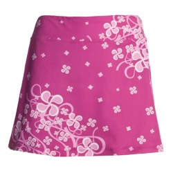 Skirt Sports Cruiser Bike Girl BIke Skort - Bulit-In Chamois (For Women)