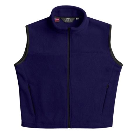 Black Diamond Sportswear Fleece Vest (For Kids)