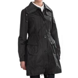 Weatherproof City Anorak Coat (For Women)