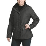 Weatherproof Active Anorak Jacket - Insulated (For Women)