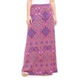 Cynthia Rowley Ruched Waist Maxi Skirt (For Women)