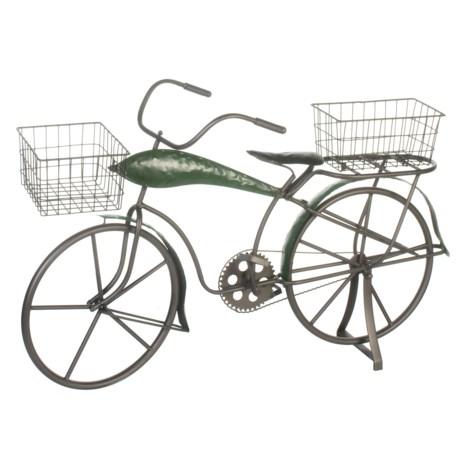 "UMA Metal Garden Bike - 37x21"""