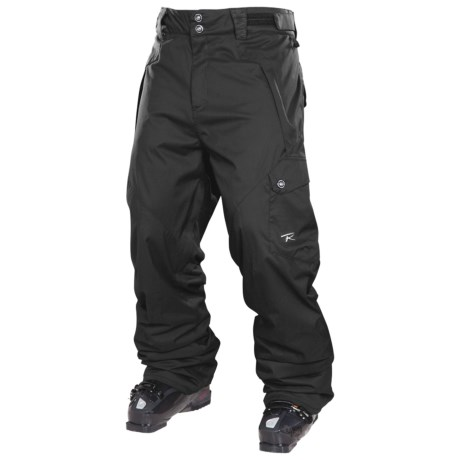 Rossignol Typhoon Snow Pants - Insulated (For Men)