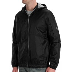 Victorinox Ripstop Hooded Jacket (For Men)