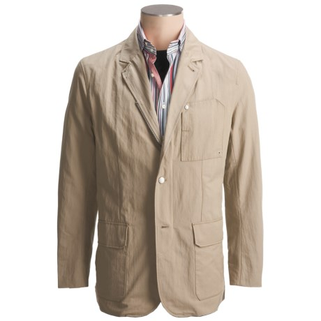 Victorinox Swiss Army Utility Travel Blazer - Canvas (For Men)